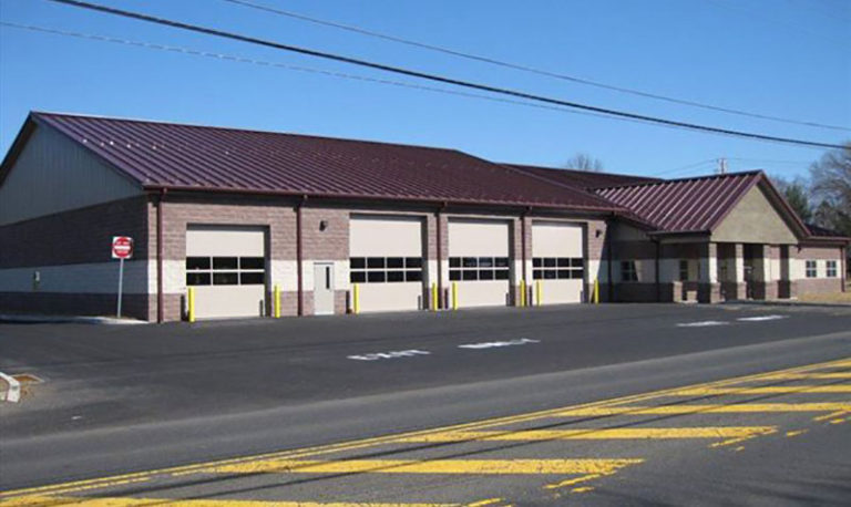 One of completed projects for the Chalfont Fire Company