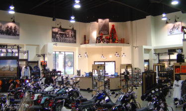 Motorcycle Dealership Architectural Services Watkins