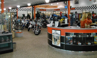 Motorcycle Dealership Architectural Services Watkins Architect