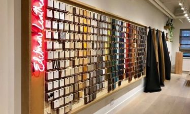 Watkins Architect provided architectural services for Edelman Leather's London Showroom.