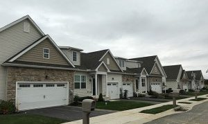 Watkins Architect provided architectural design services for a brand new community in Chester County PA.