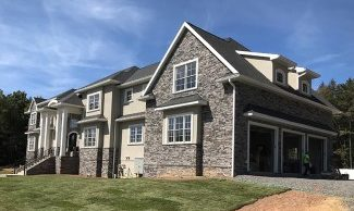 Watkins Architect provided architectural services for a home in Hazelton PA