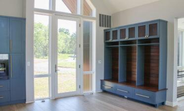 Watkins Architect designed this unique home in douglassville pa
